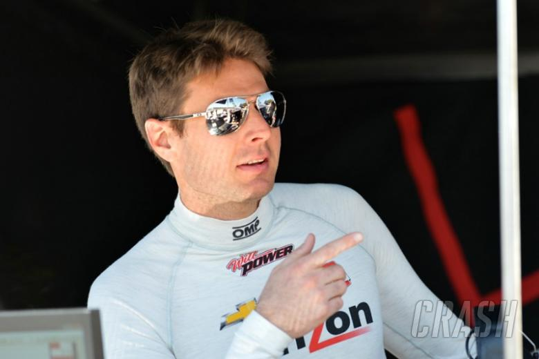 Power leads another Penske practice display
