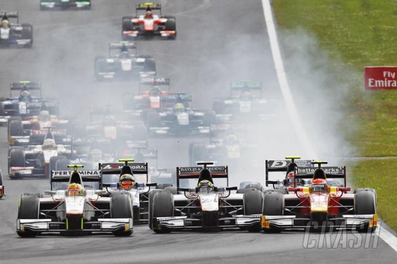 GP2 confirms calendar with Baku and Sepang