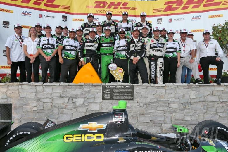 KVSH Racing fined over Bourdais' underweight car