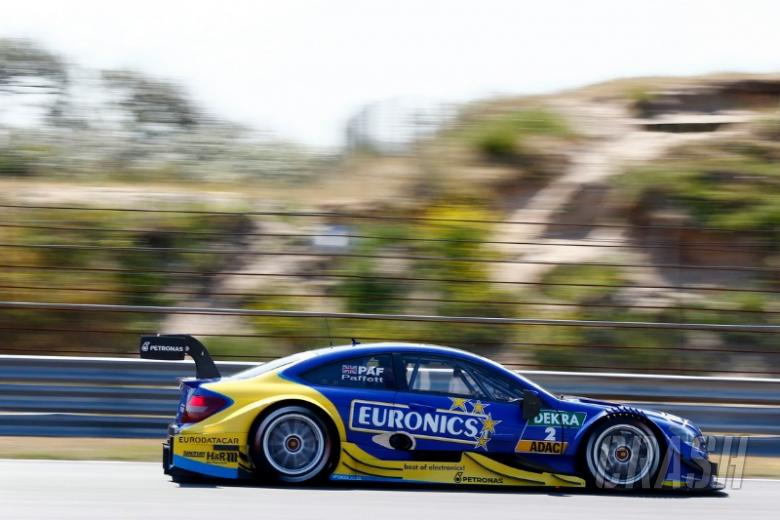 Paffett: Results didn't reflect pace