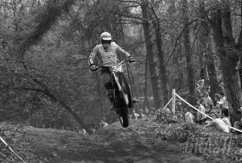 Motocross great Robert suffers stroke