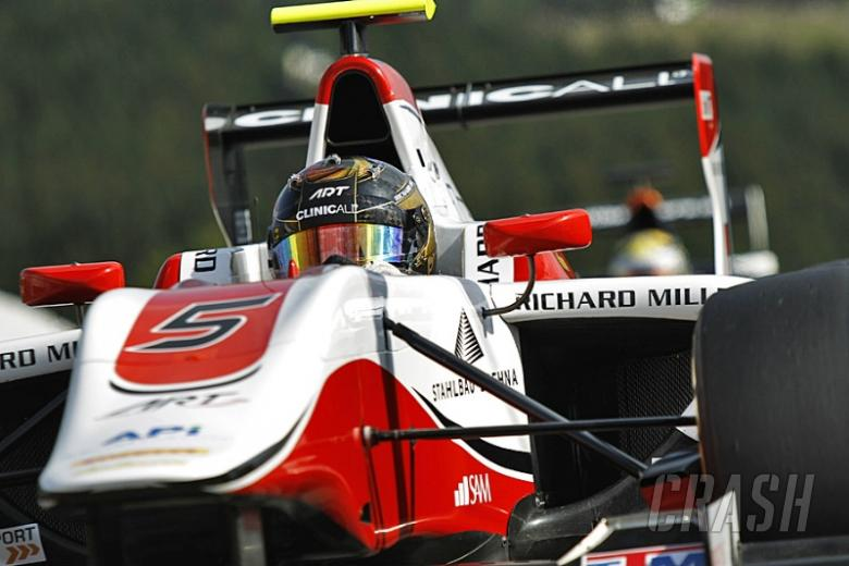 GP3: Kirchh?fer demoted on race 1 grid for blocking