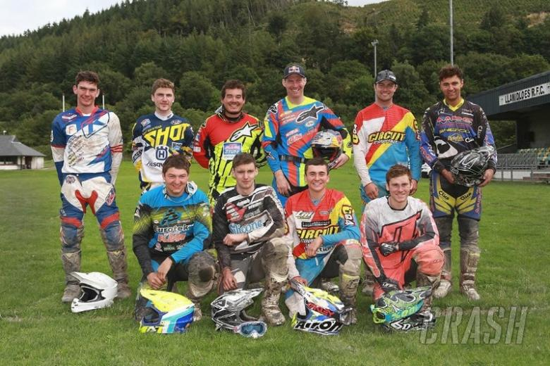 British ISDE Team all ready for Slovakia