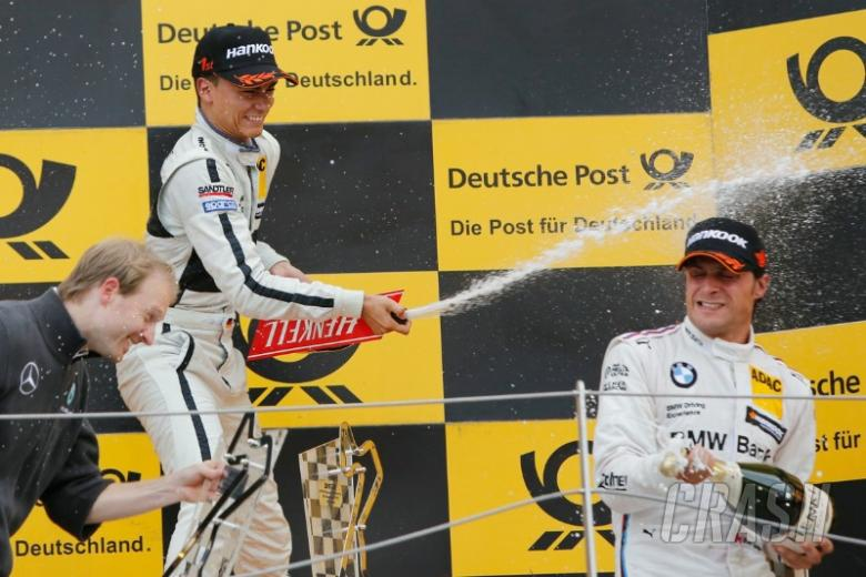 Wehrlein leads DTM title battle with Moscow win