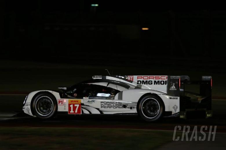WEC: Porsche feels heat from Audi in Austin