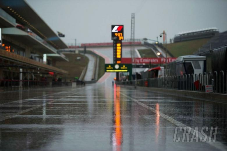 As it happened: F1 United States Grand Prix - Qualifying