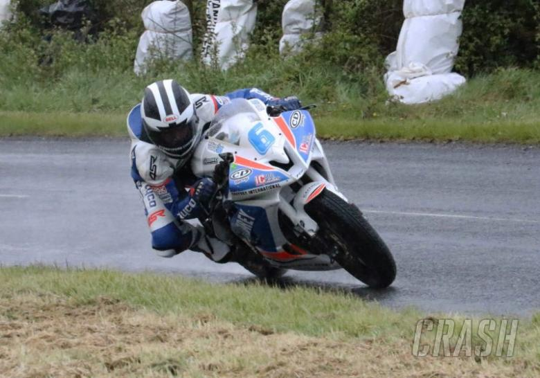 William Dunlop wins dramatic Supersport race at Armoy