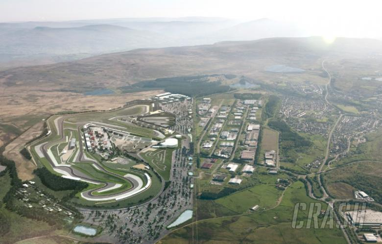 Circuit of Wales struck by new government setback