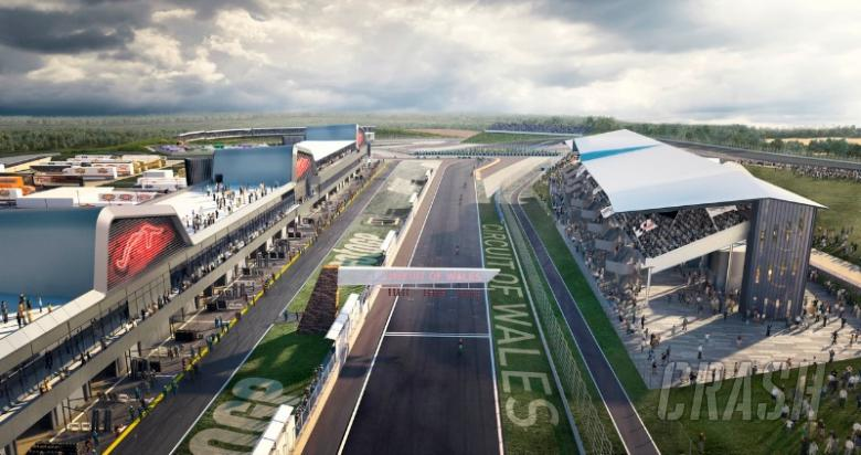 Circuit of Wales confident it's still on course for go ahead