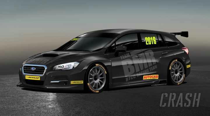 Subaru to enter BTCC with BMR tie-up