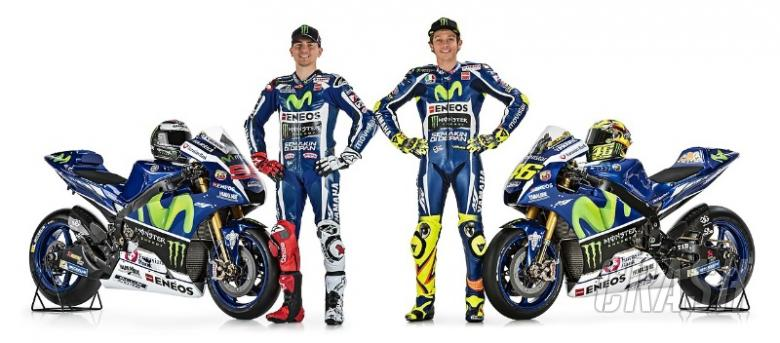 Movistar Yamaha MotoGP launch - As it happened