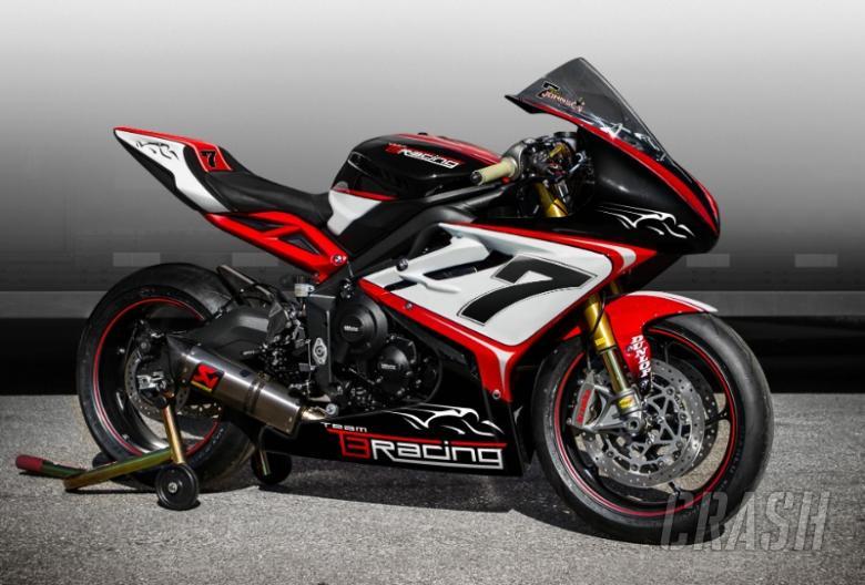 Johnson joins T3 Racing for Triumph Supersport TT bid