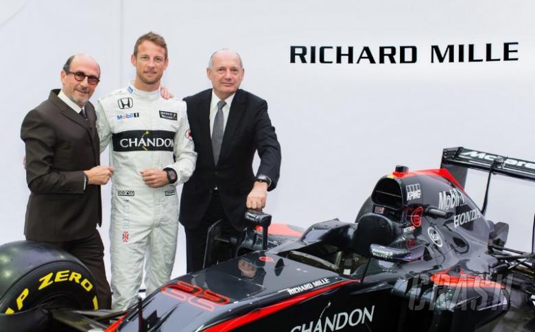 McLaren secures 10-year Richard Mille partnership