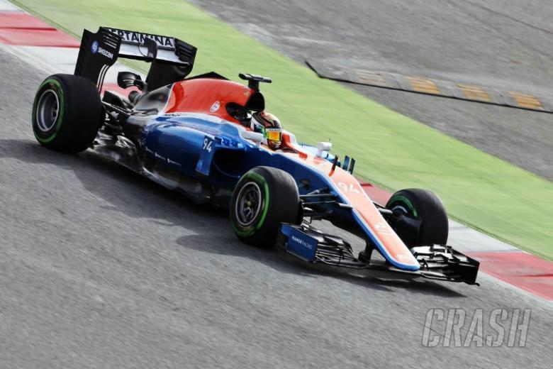 Manor Racing unleashes MRT05