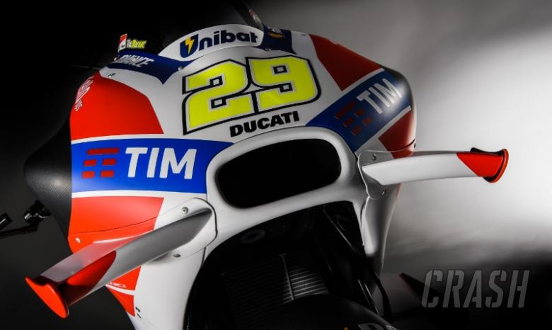 FIRST LOOK: Ducati's 2016 MotoGP livery