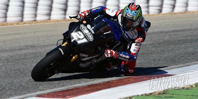 Hopkins: Yamaha feels like old spec MotoGP