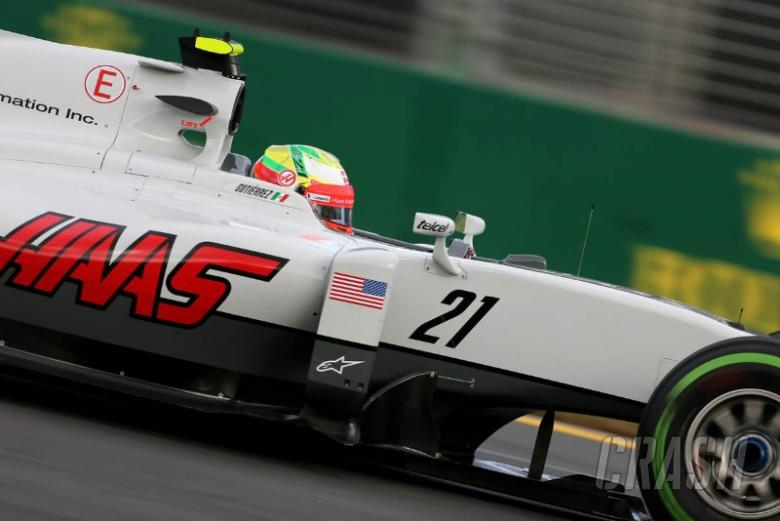Haas 'nervous' as long awaited debut nears