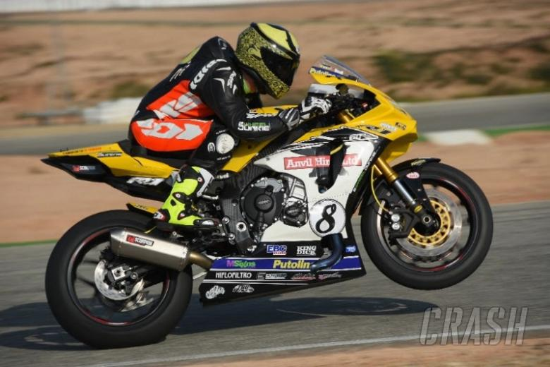 Anvil Hire Yamaha trio unleashed with race-spec R1