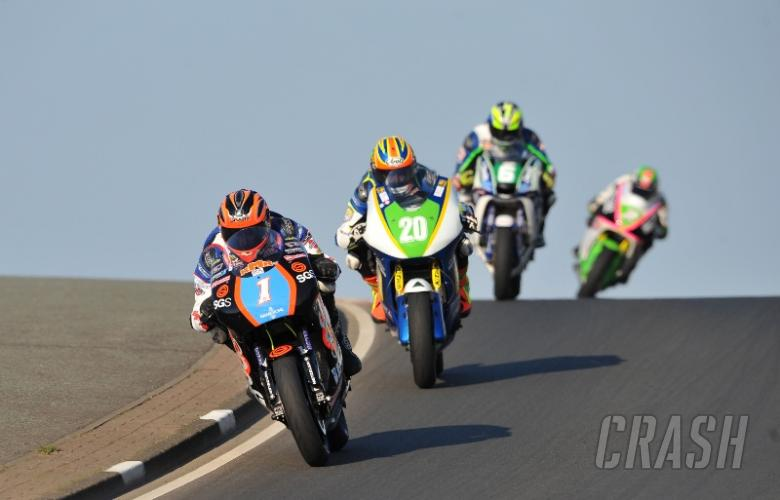 NW200: Farquhar 'making good progress' says KMR team