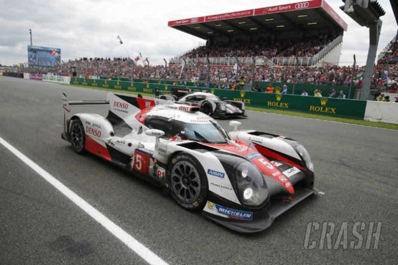 Toyota reveals reason for cruel Le Mans retirement