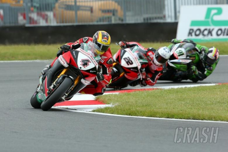 Double podium acts as confidence builder for Linfoot