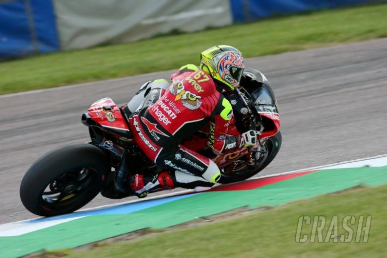 Byrne sets fastest ever lap at Brands Hatch
