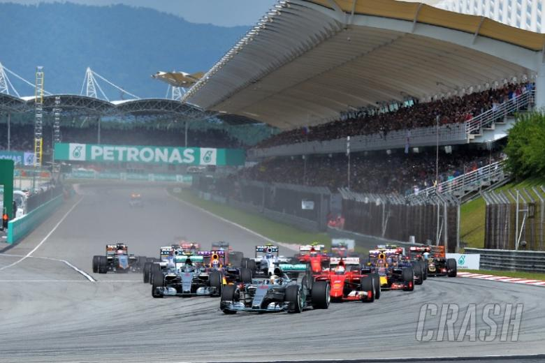 Sepang 'Redef1ines' F1 weekend to mark new calendar slot