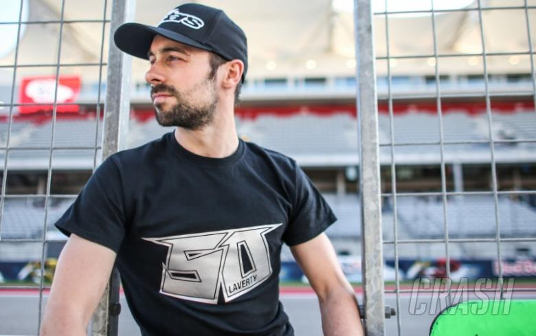 WIN official Eugene Laverty merchandise!