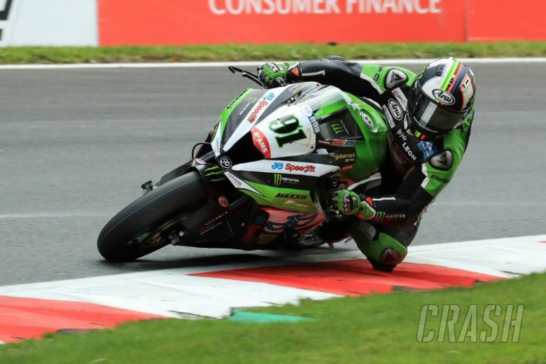 Haslam leads Ellison in JG Speedfit Kawasaki charge