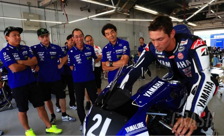 World Superbikes: Van der Mark, Lowes, Nakasuga, Yamaha, Suzuka 8 Hours [Credit: Yamaha]
