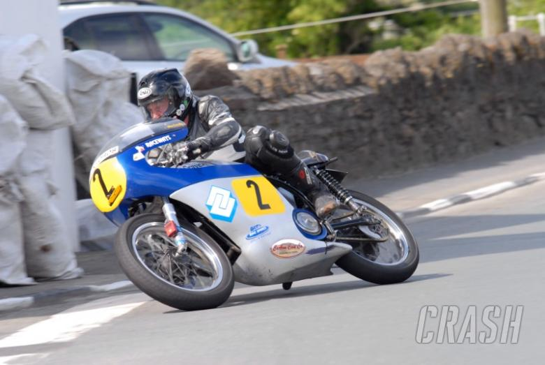 Blackford's Pre-TT Road Races Set to be a Classic Meeting