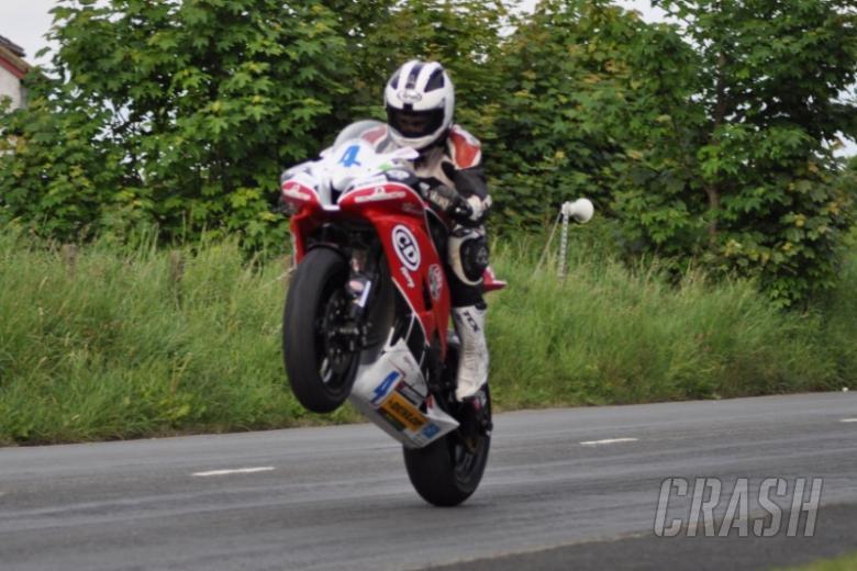 Dunlop dominates post-TT road racing festival