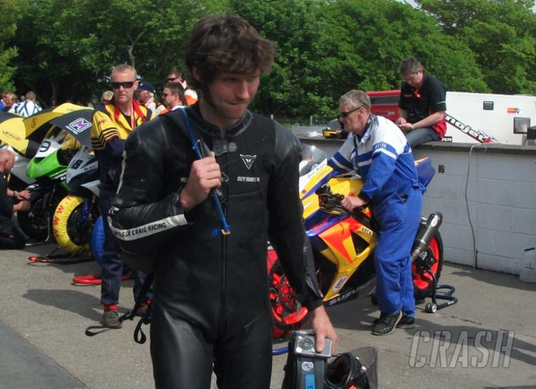 Guy Martin shrugs off Buckmaster criticism