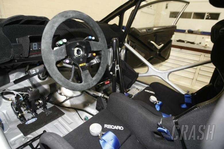 Ford Fiesta RS WRC  technical specifications  WRC Feature