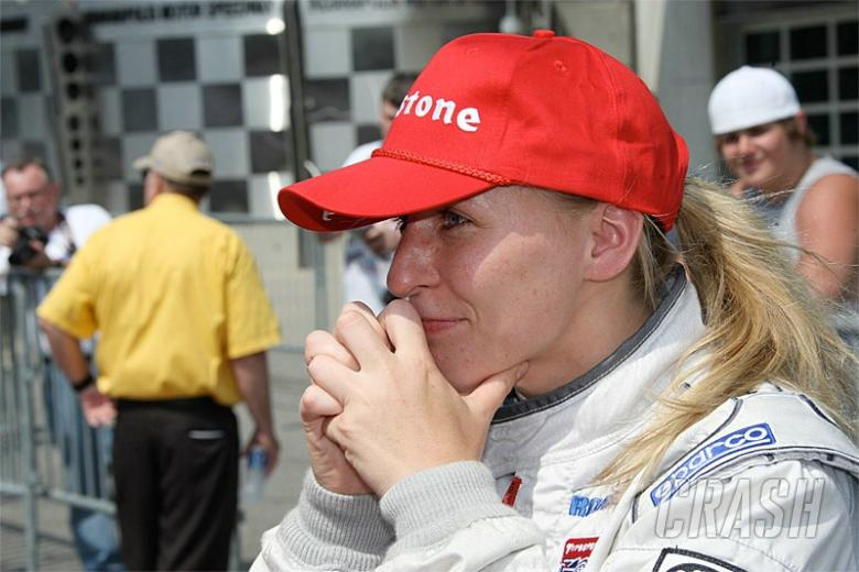 2013 Indy 500: Pippa Mann gets Dale Coyne ride