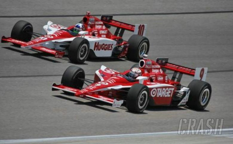 Ganassi duo too good in first Texas race