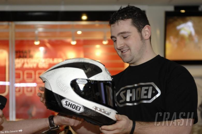Michael Dunlop in break with tradition