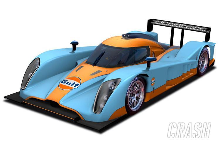 , Aston Martin LMP1