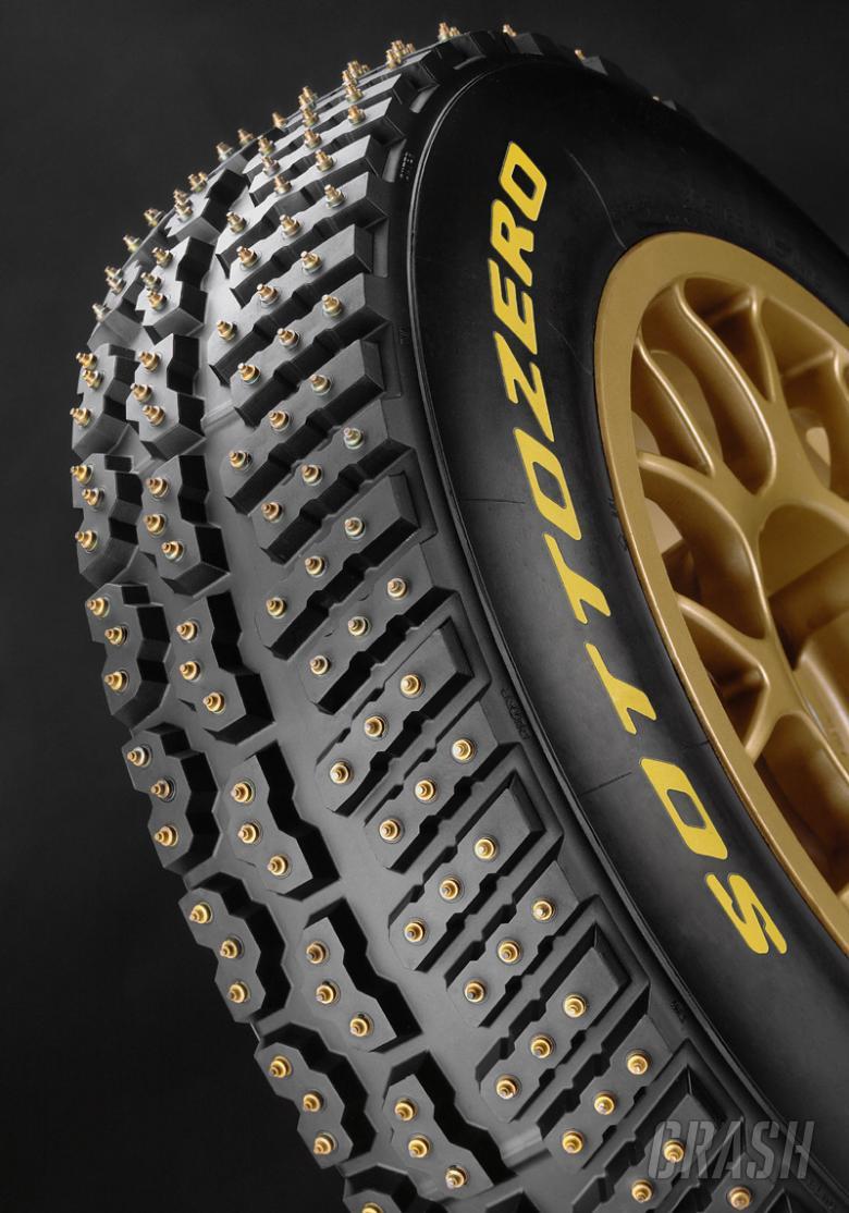 New Pirelli Sottozero control snow tyre [Pic credit: Pirelli]