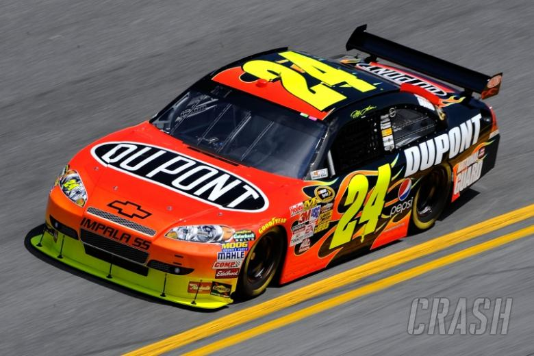 , , #24 DuPont Chevrolet - Jeff Gordon
