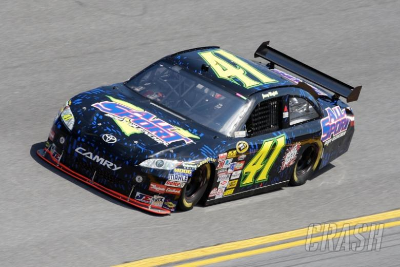 #41 All Sport Toyota - Jeremy Mayfield