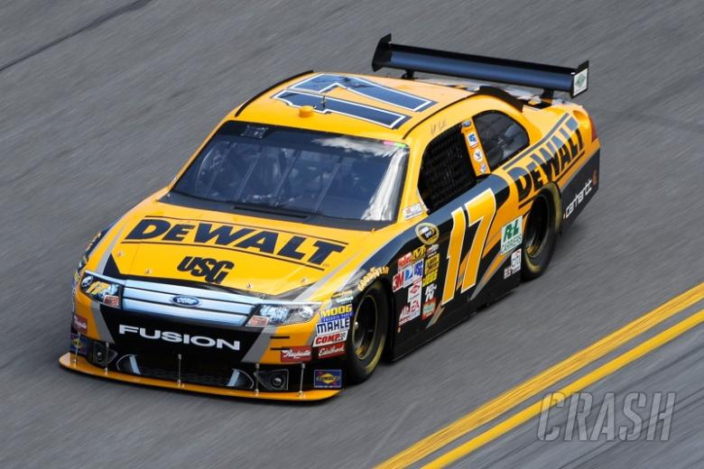 #17 DeWalt Tools Ford - Matt Kenseth