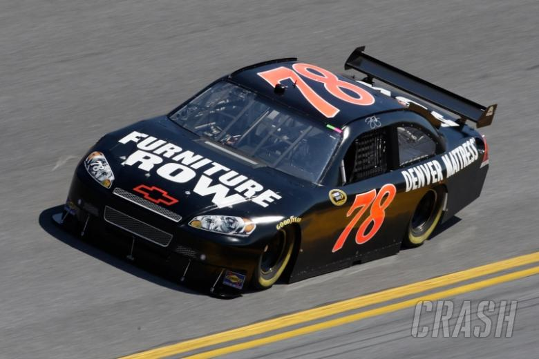 #78 Furniture Row Racing Chevrolet - Regan Smith