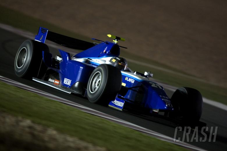 Diego Nunes - Piquet GP [pic credit: GP2 Series]