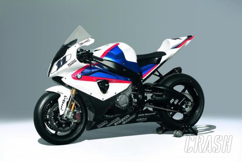 BMW S1000RR World Superbike machine [pic credit: BMW Motorrad]