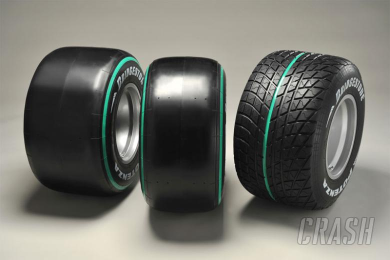 Bridgestone 2009 tyres