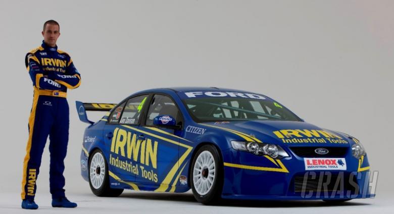 Alex Davison - IRWIN Racing Ford Falcon