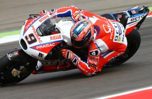 New Ducati fairing ready for Brno