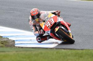 Australian MotoGP - Warm-up Results