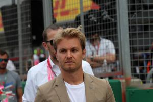 Nico Rosberg, Mercedes, Williams,
